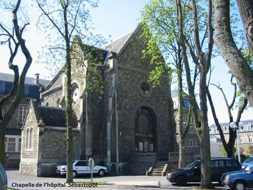 Chapelle de l'hôpital Sébastopol