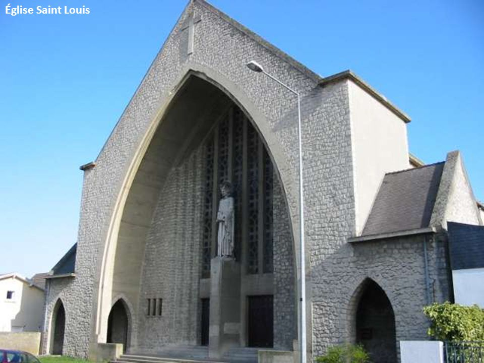 Église Saint Louis