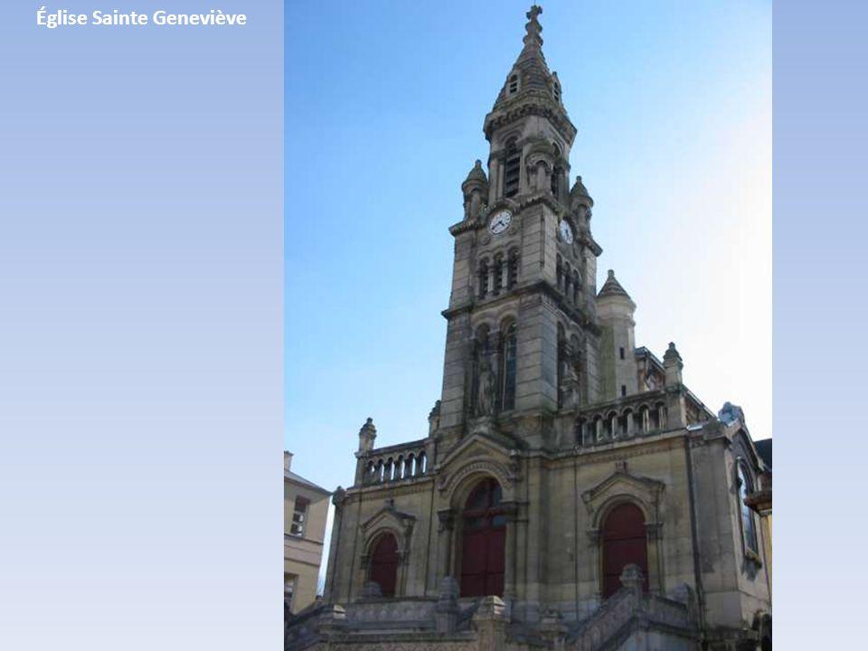 Église Sainte Geneviève