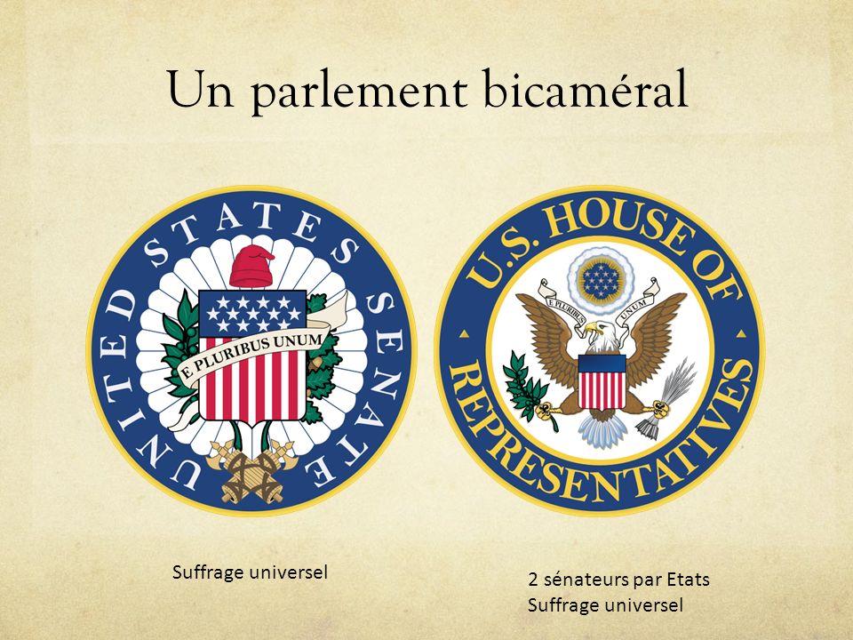 Un parlement bicaméral