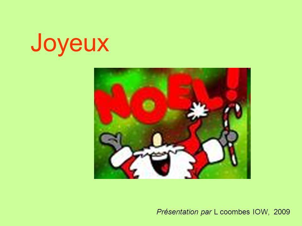 Joyeux Présentation par L coombes IOW, 2009