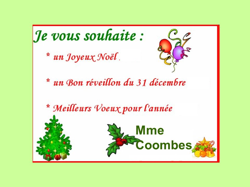 Mme Coombes