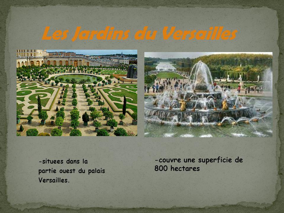 Les Jardins du Versailles