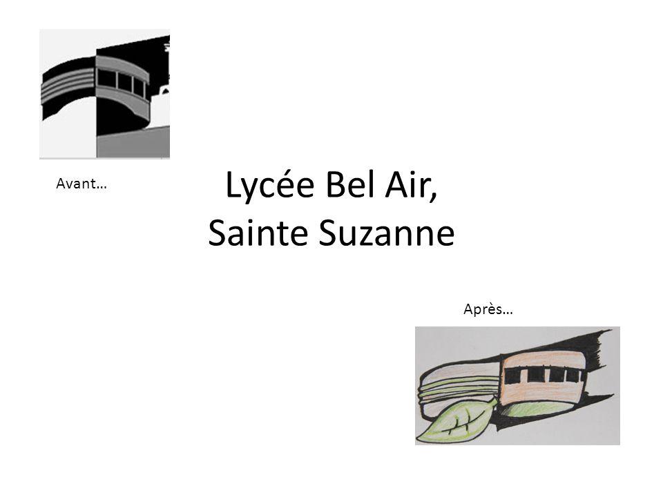 Lycée Bel Air, Sainte Suzanne