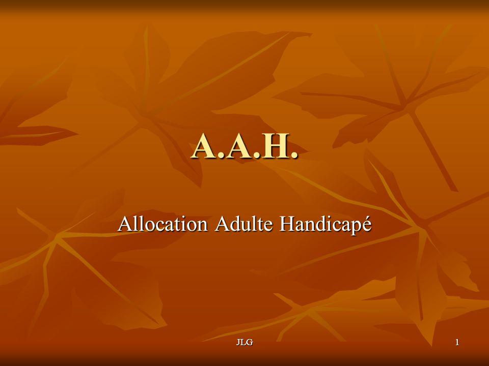 Allocation Adulte Handicapé