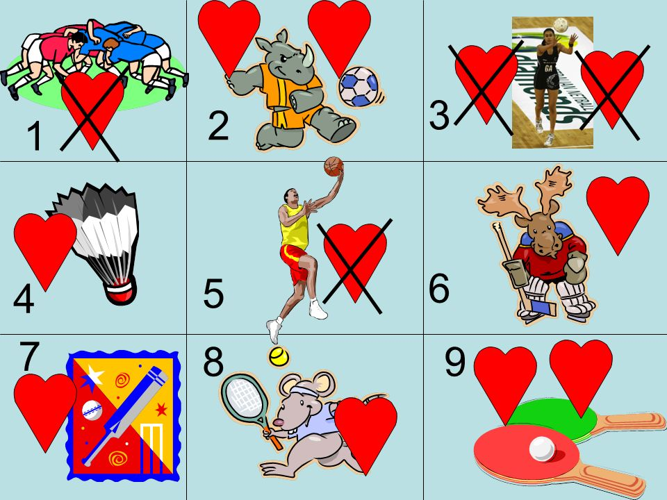 32. 1. 6. 5. 4. Production: noughts and crosses – continue to work in teams. Can also be used for assessment / pair work.
