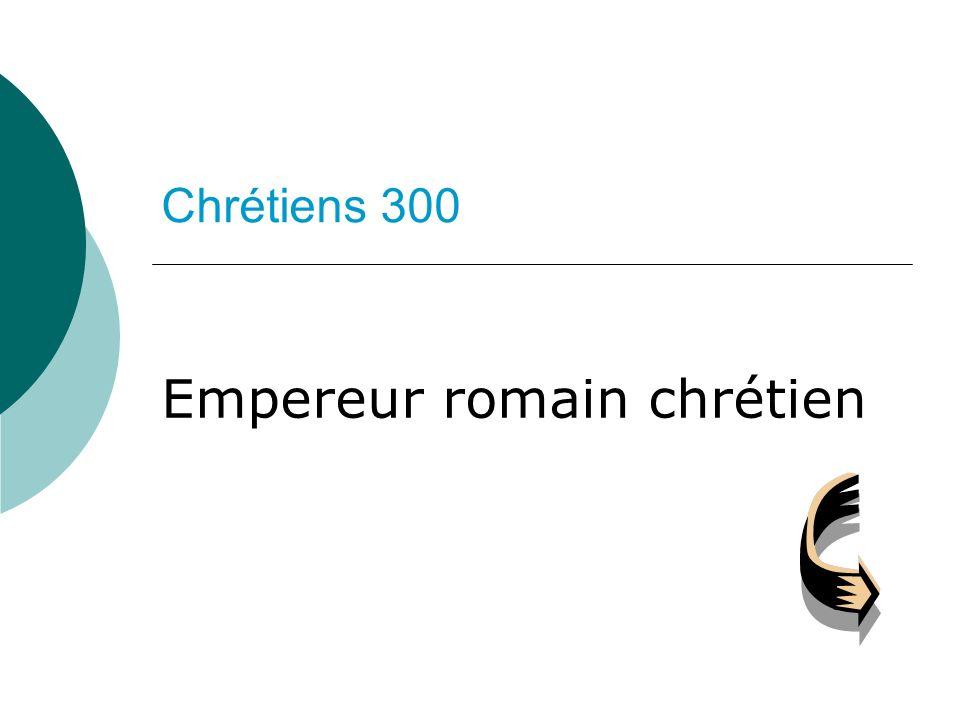 Empereur romain chrétien