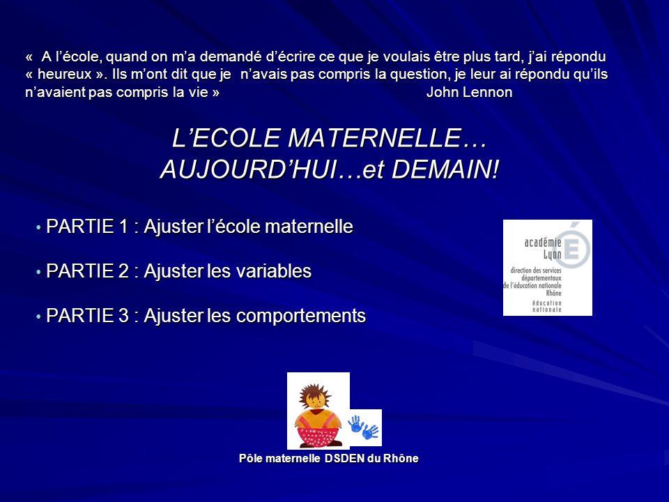 Pôle maternelle DSDEN du Rhône