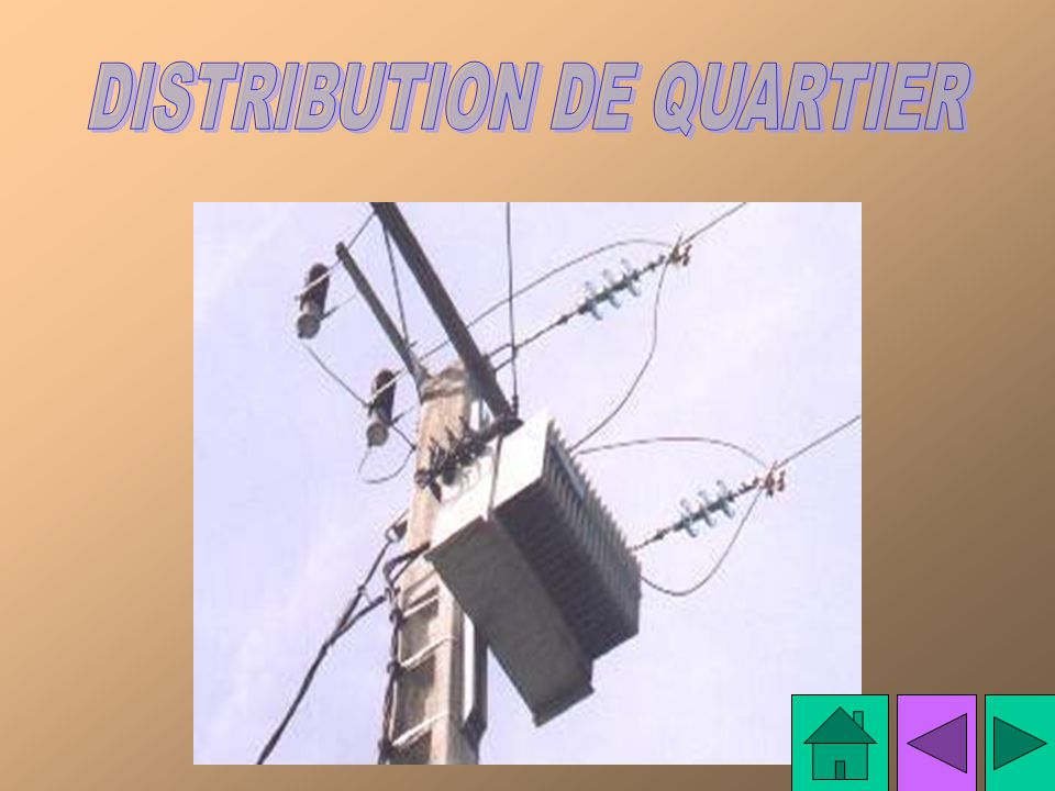 DISTRIBUTION DE QUARTIER