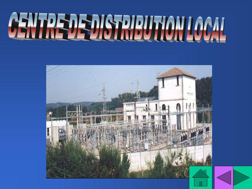 CENTRE DE DISTRIBUTION LOCAL