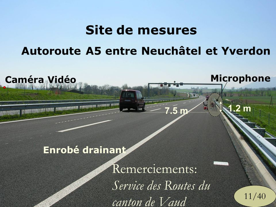 Service des Routes du canton de Vaud
