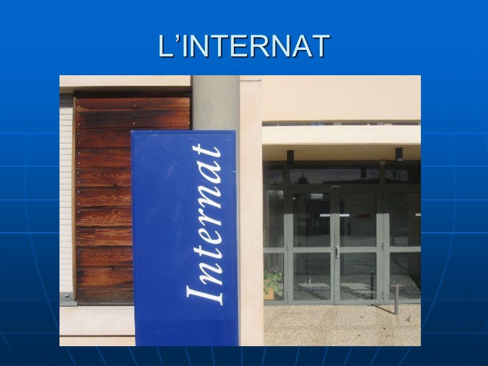 L'INTERNAT