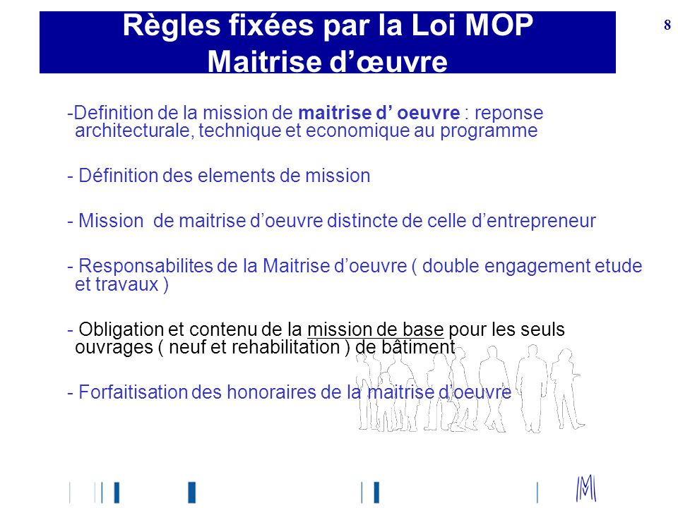 mission synthèse loi mop