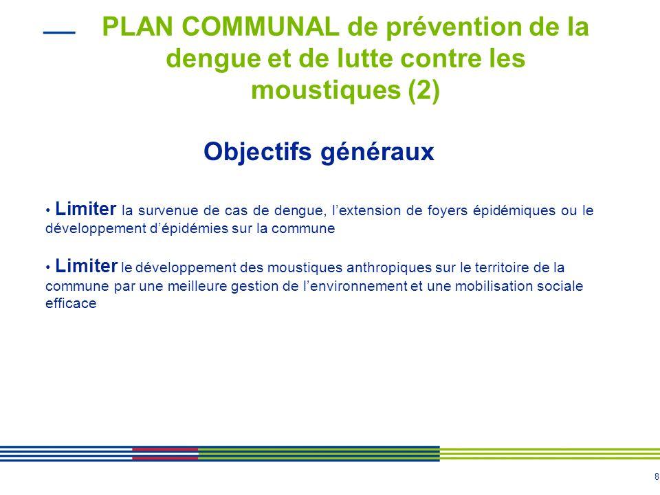 PLAN COMMUNAL de prévention de la dengue et de lutte contre les moustiques (2)