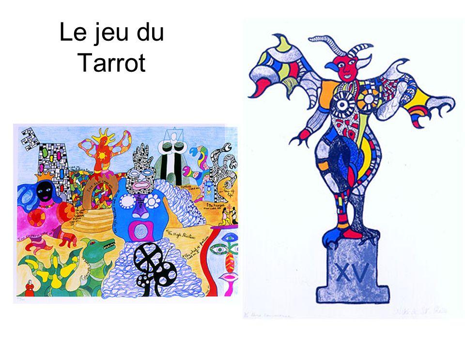 Le jeu du Tarrot