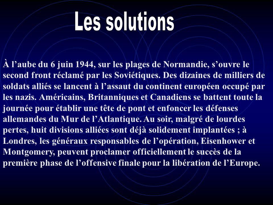 Bernard Senier Les solutions.