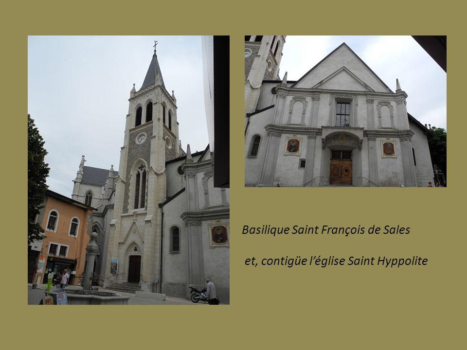Basilique Saint François de Sales