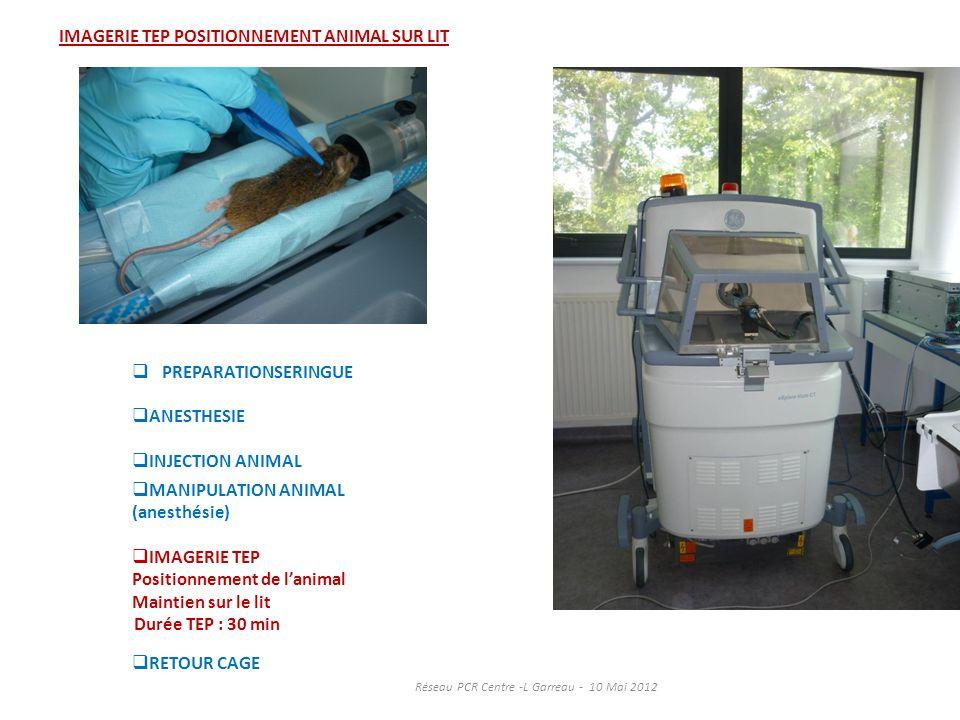 Réseau PCR Centre -L Garreau - 10 Mai 2012