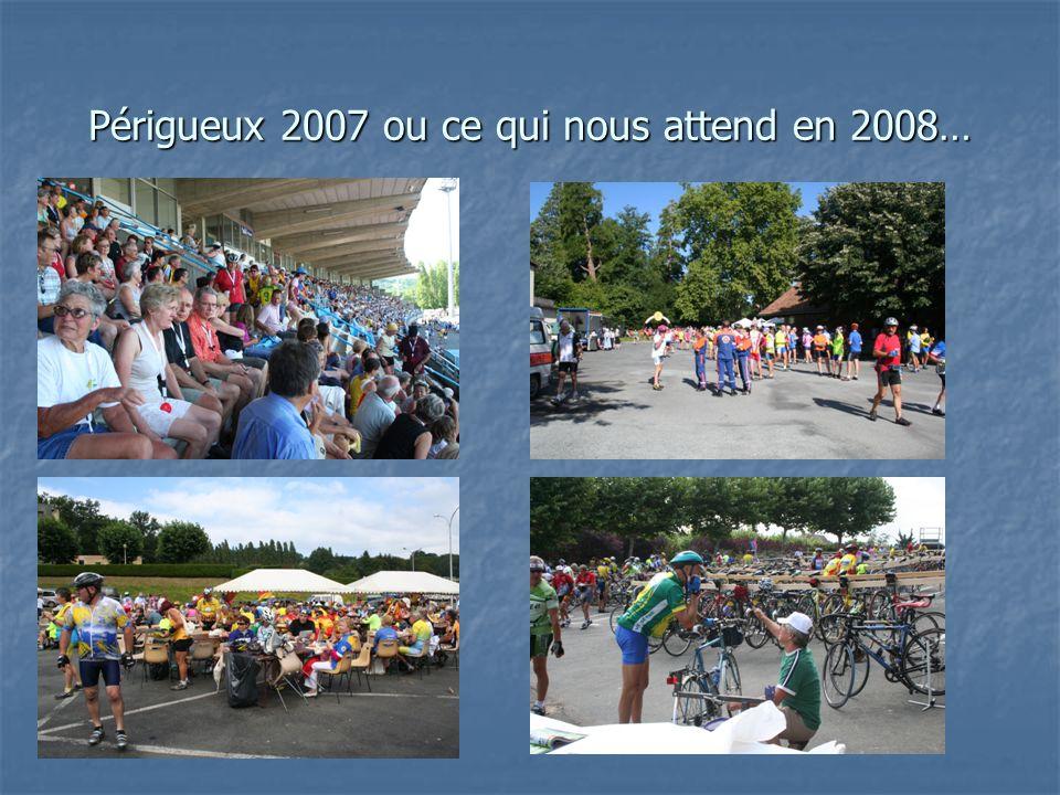 Périgueux 2007 ou ce qui nous attend en 2008…