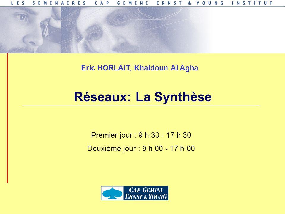 Eric HORLAIT, Khaldoun Al Agha