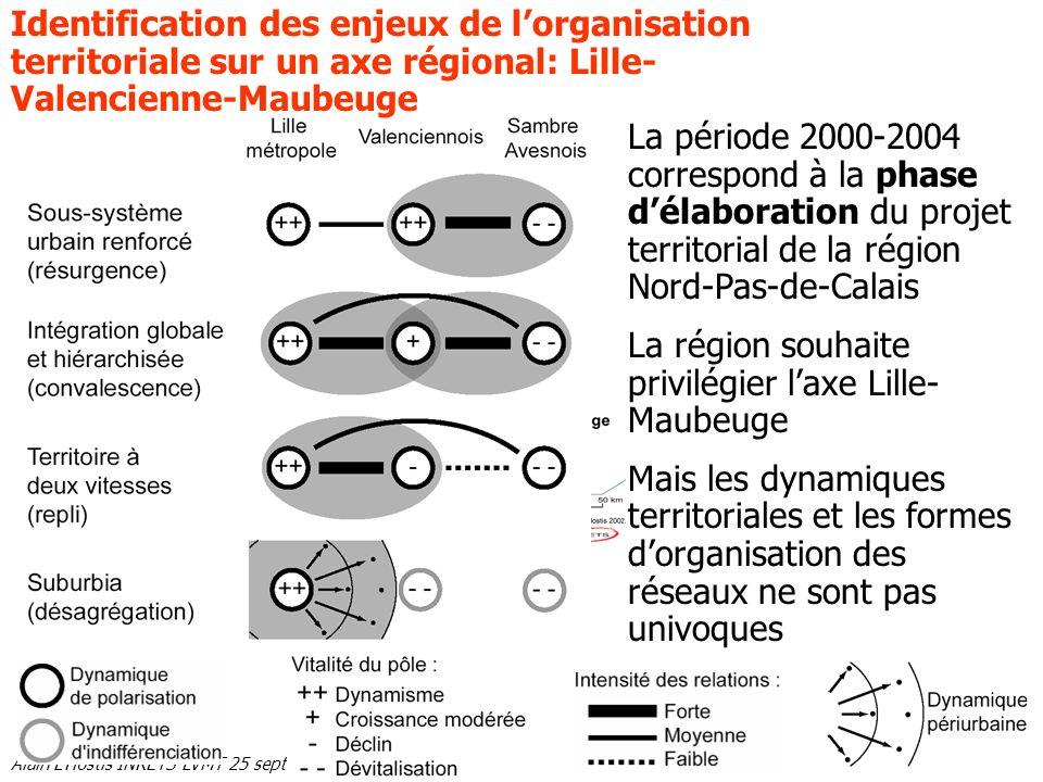 La région souhaite privilégier l'axe Lille-Maubeuge