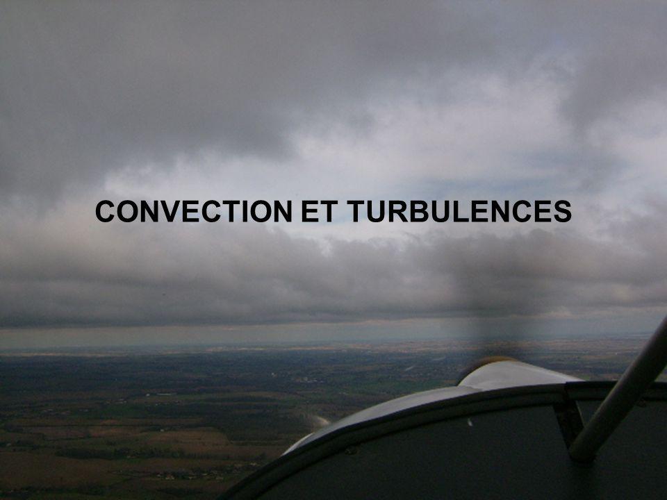 CONVECTION ET TURBULENCES