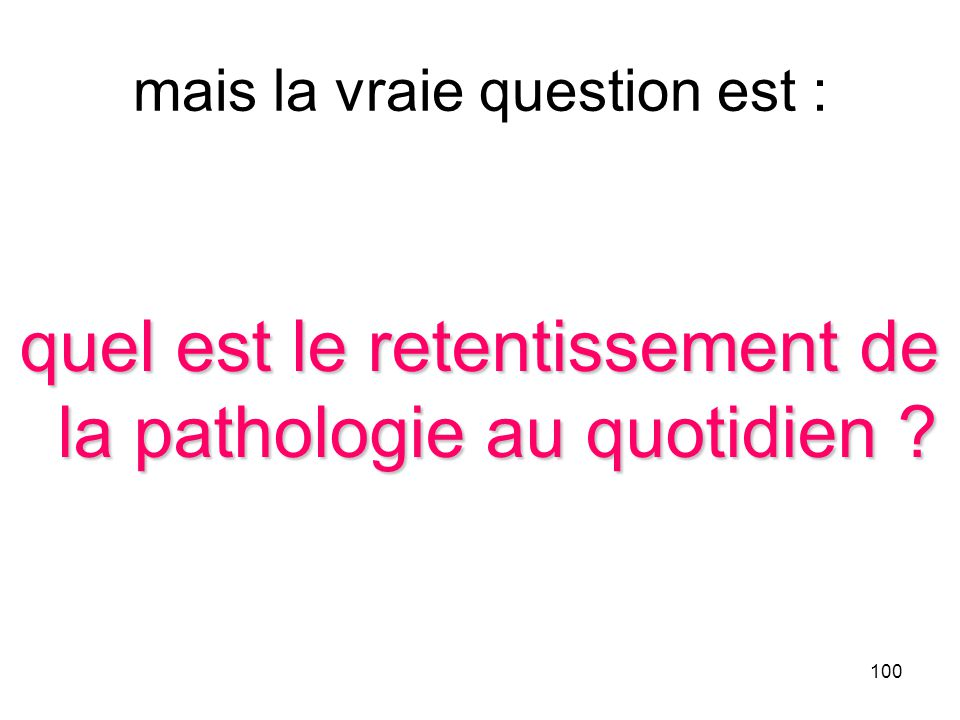 mais la vraie question est :
