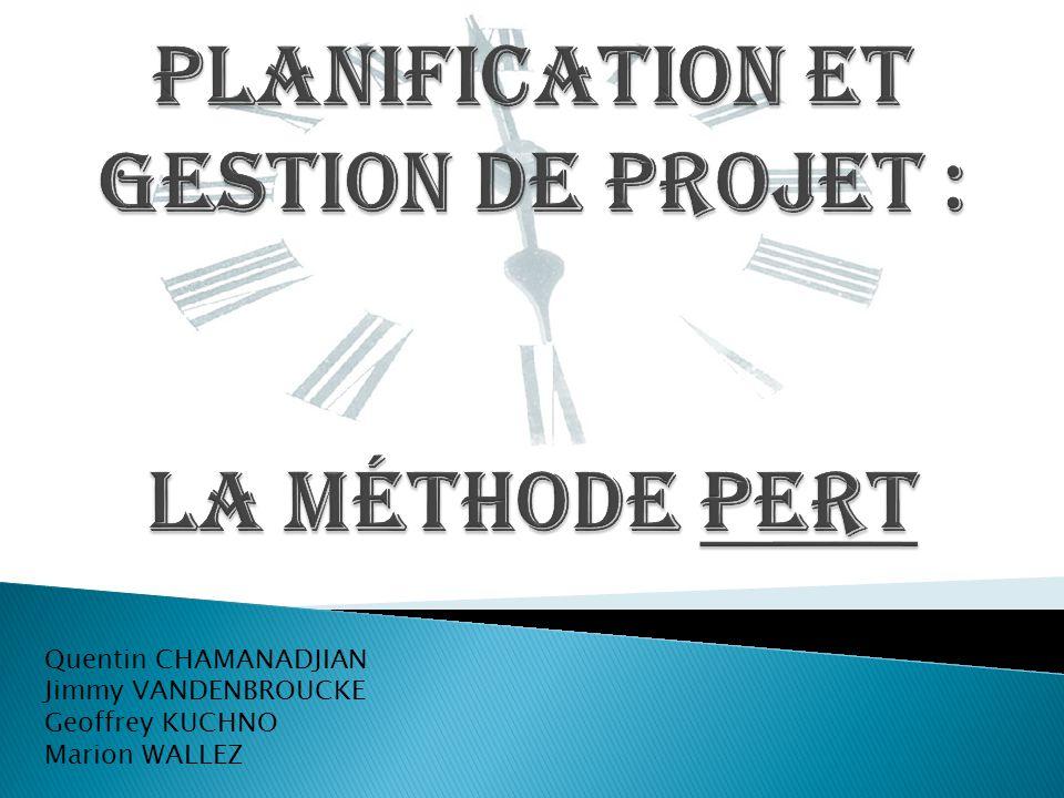 Planification et gestion de projet : la méthode PERT