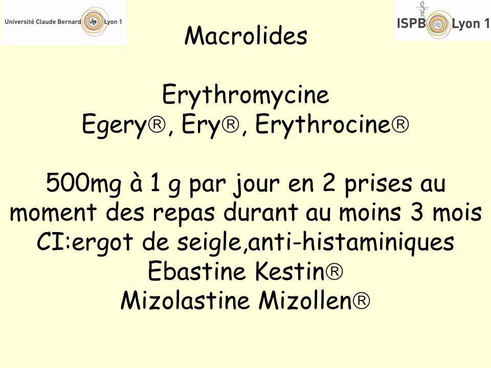 Egery, Ery, Erythrocine