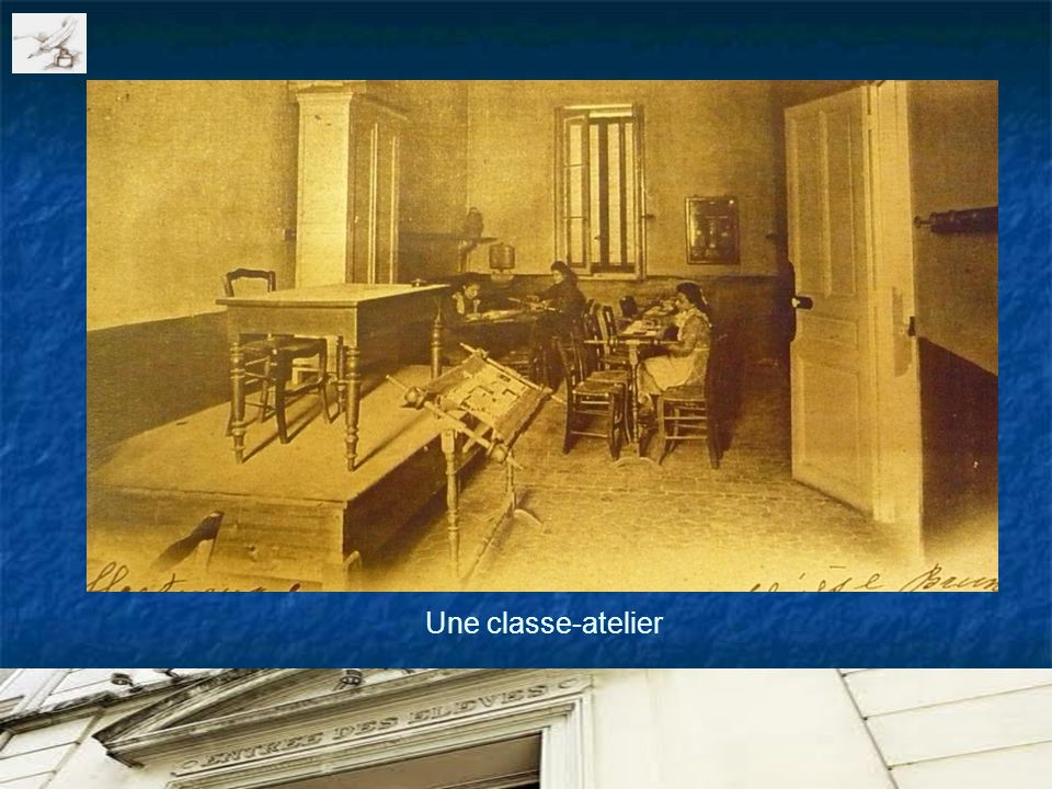 Une classe-atelier