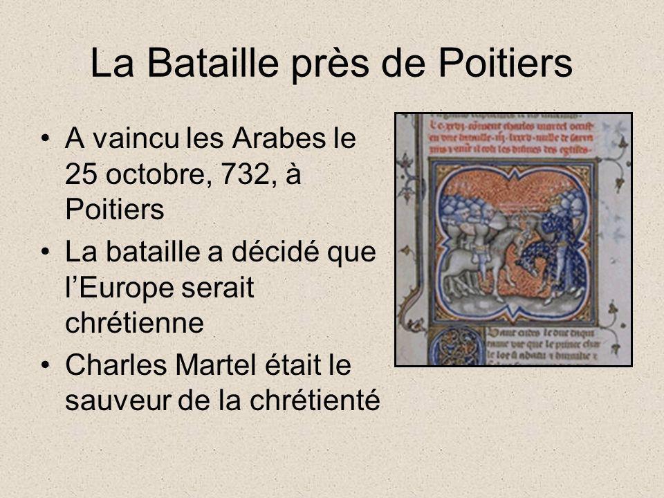 La Bataille près de Poitiers