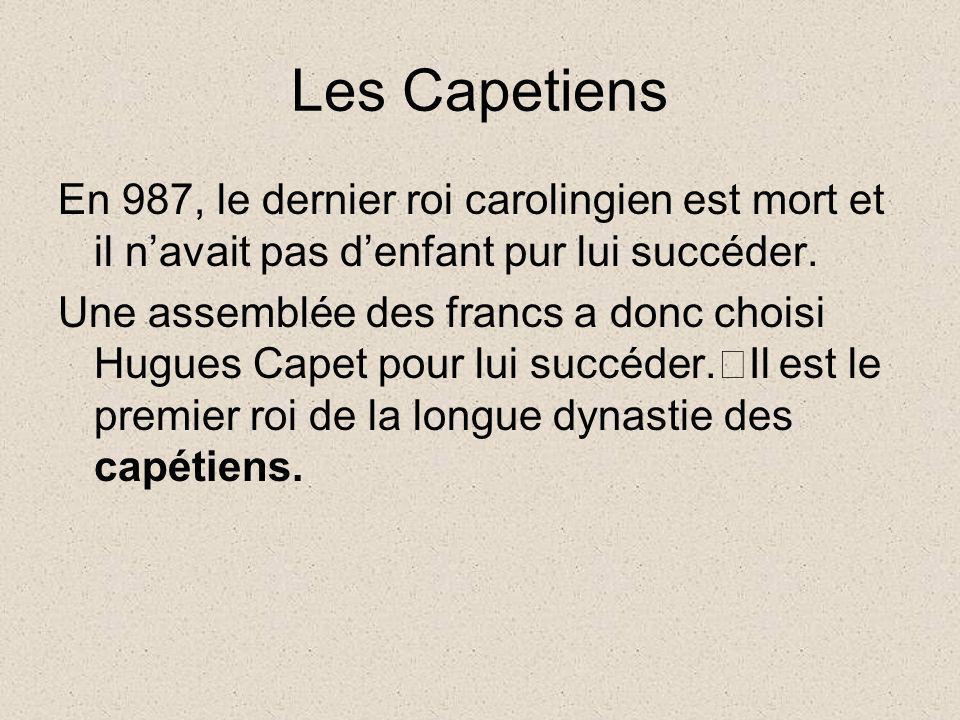 Les Capetiens