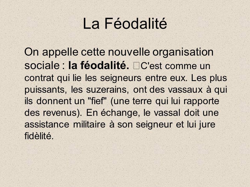 La Féodalité