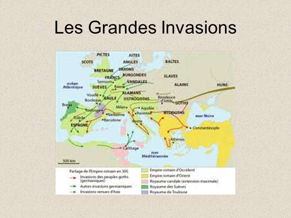 Les Grandes Invasions