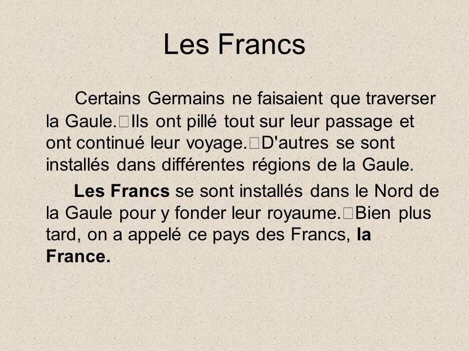 Les Francs