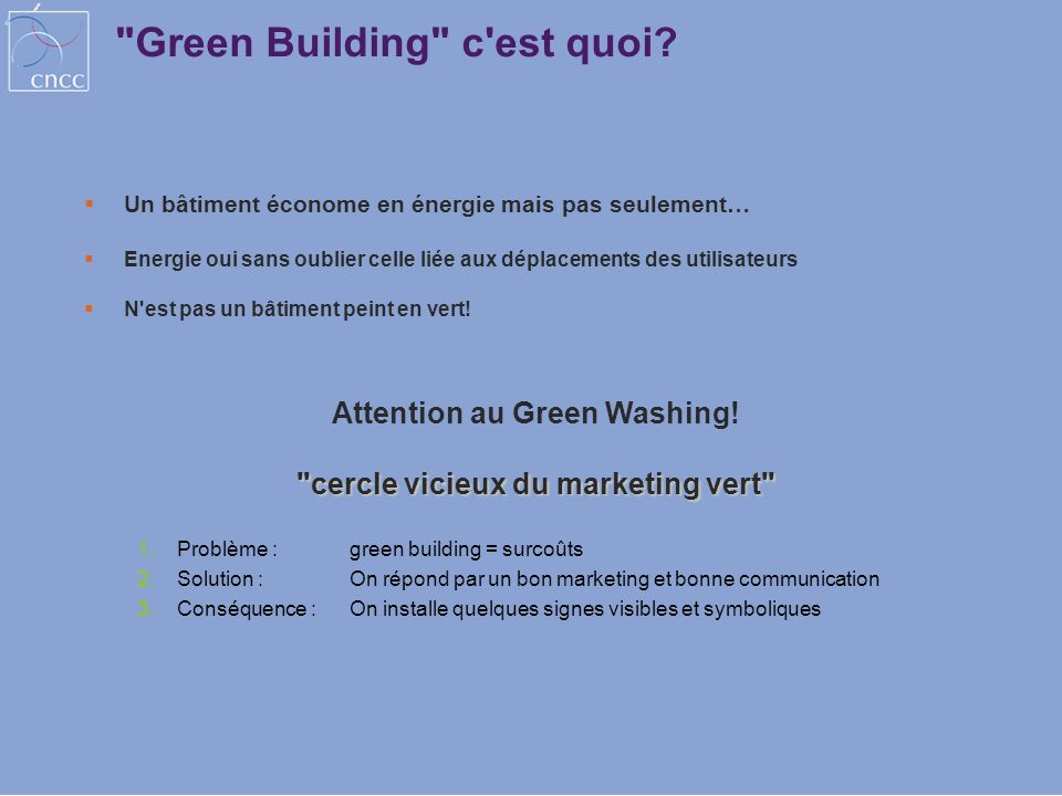 Attention au Green Washing! cercle vicieux du marketing vert