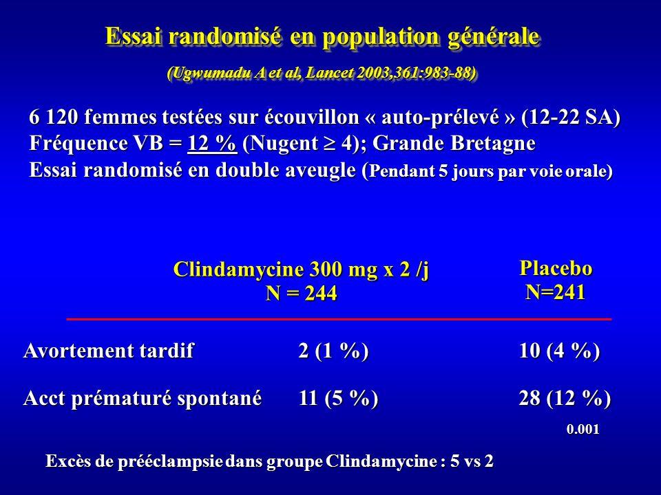 Essai randomisé en population générale