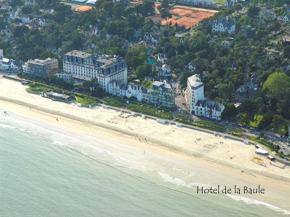 Hotel de la Baule