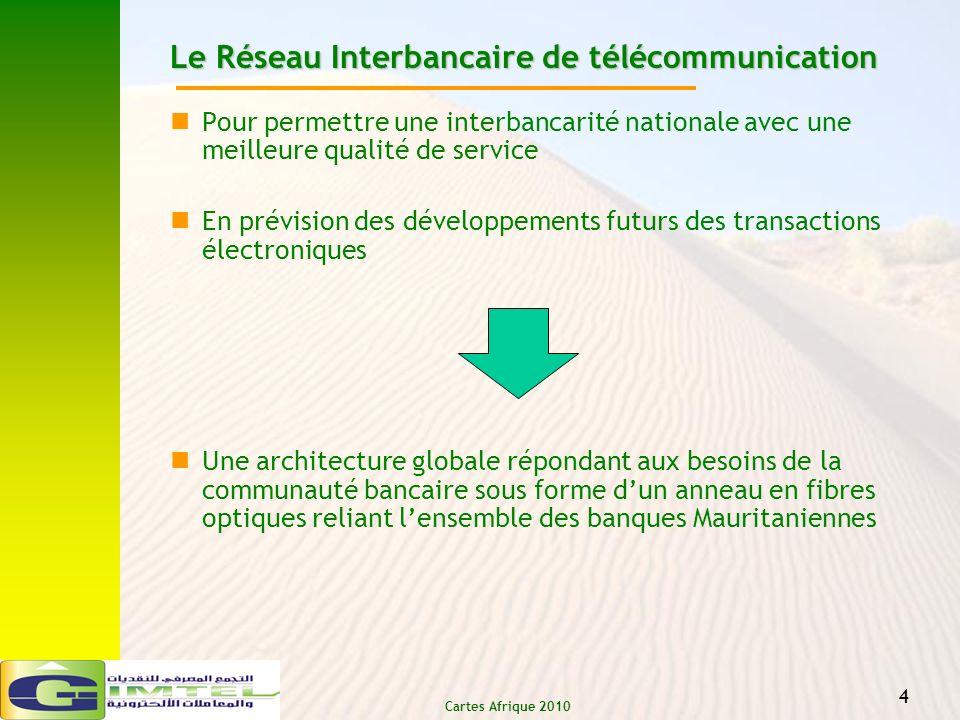 Le Réseau Interbancaire de télécommunication