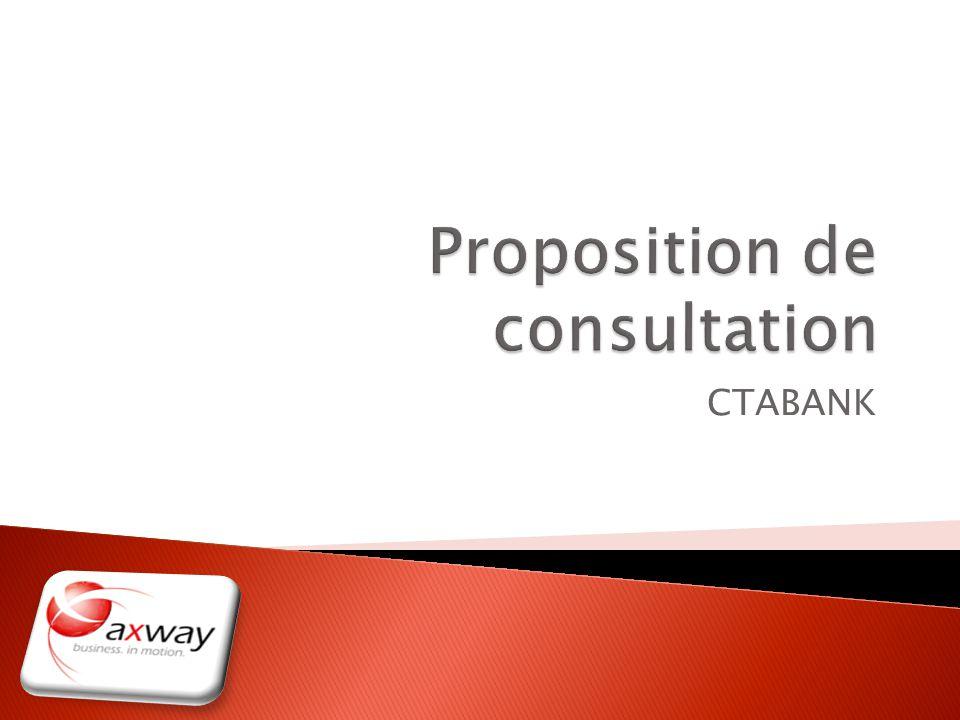 Proposition de consultation