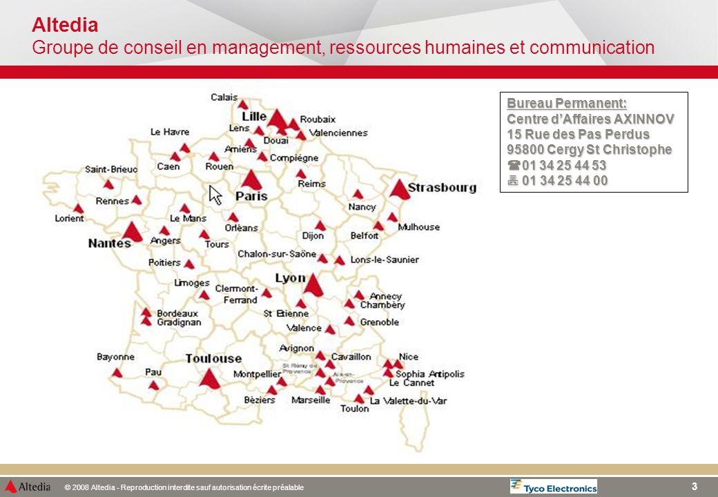 Altedia Groupe de conseil en management, ressources humaines et communication