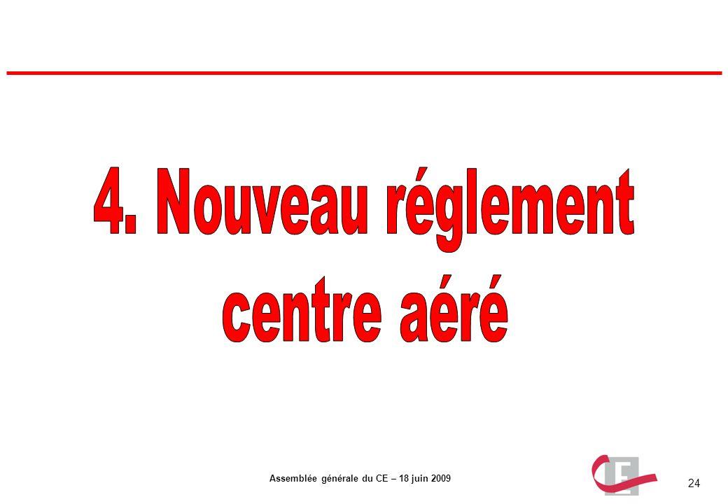 4. Nouveau réglement centre aéré