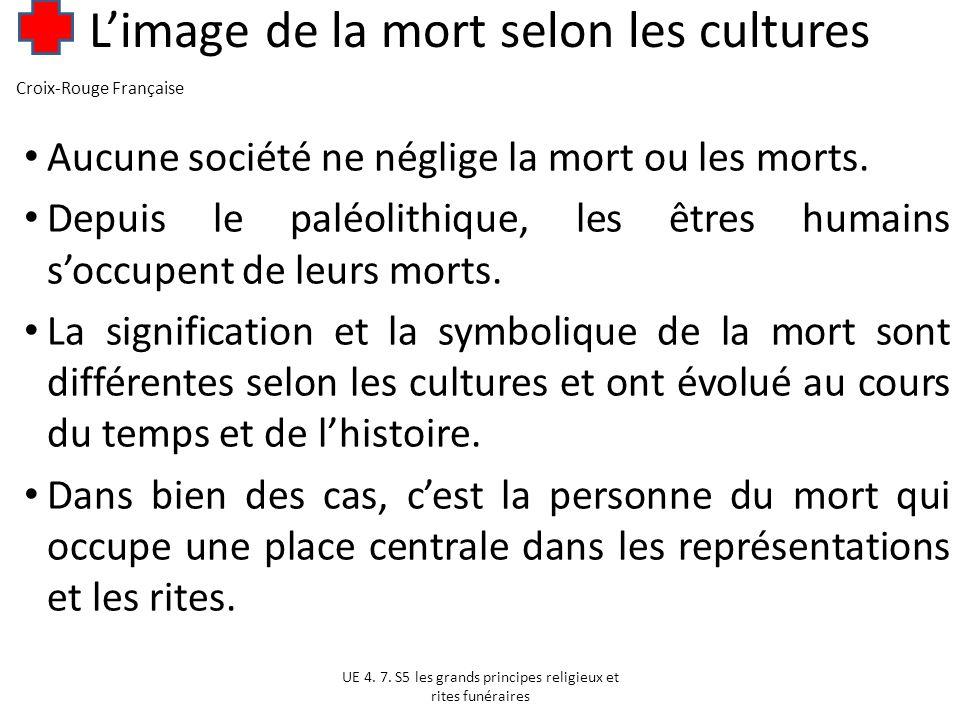 L'image de la mort selon les cultures