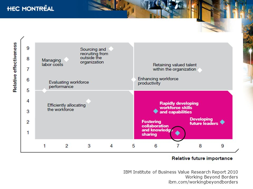 IBM Institute of Business Value Research Report 2010