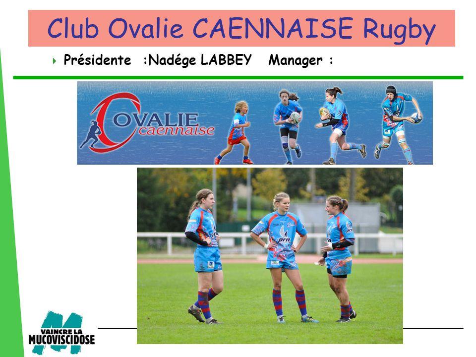Club Ovalie CAENNAISE Rugby