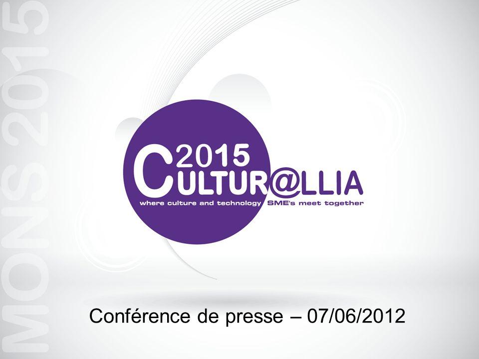 Conférence de presse – 07/06/2012