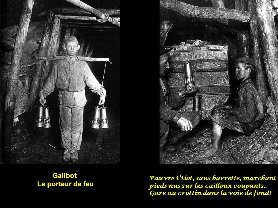 Galibot Le porteur de feu