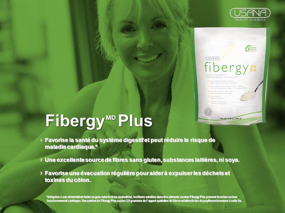 FibergyMD Plus Favorise la santé du système digestif et peut réduire le risque de. maladie cardiaque.*