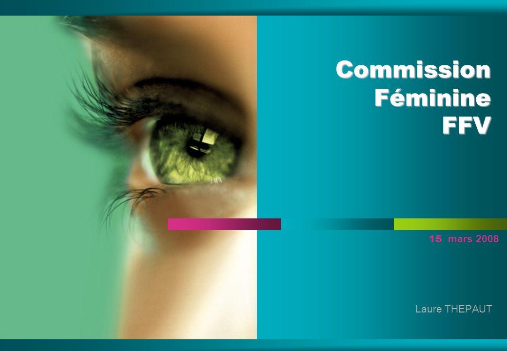 Commission Féminine FFV