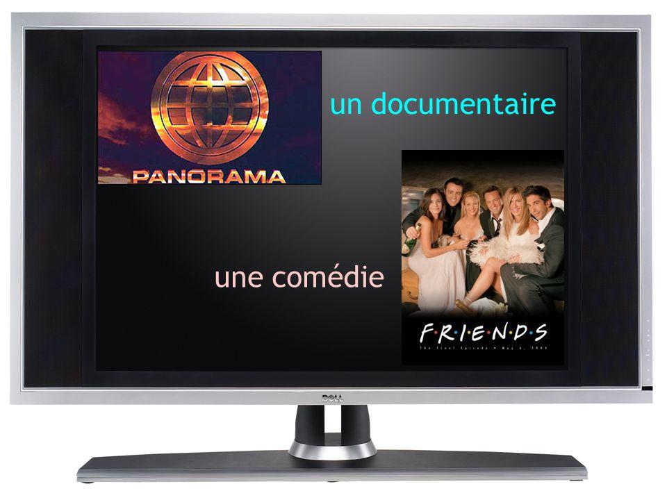 un documentaire une comédie
